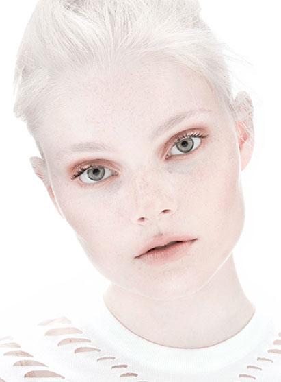 Und Gretel Modell Make-up